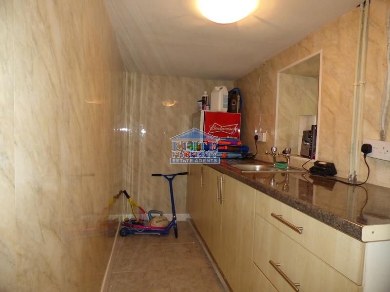 Utility area/storeroom